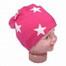 ingrosso Ingrosso Abbigliamento & Accessori: I bambini Beanie  piccola stella Magenta S