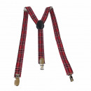 wholesale Belts: Long suspenders Y  shape Style Stained 20