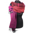 wholesale Fashion & Apparel:Winter check scarf 07