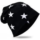 mayorista Ropa / Zapatos y Accesorios: Los niños Beanie  Pequeño Negro Estrella M