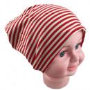 ingrosso Cappelli: I bambini Beanie  Stripes Rosso Bianco M