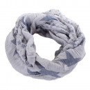 Star Loop Scarf Grey