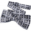 wholesale Ties: Fly children boy gray grate