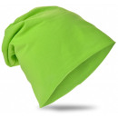 wholesale Fashion & Apparel: Kids Beanie Hat Solid Color Green L