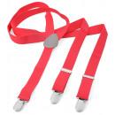 wholesale Belts: Braces Y Shape XXXL Neon Pink