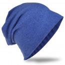 Großhandel Fashion & Accessoires:Beanie Mütze Blau M