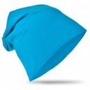 wholesale Fashion & Apparel: Kids Beanie Cap  Solid Color Light Blue L