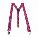 wholesale Belts: Long suspenders Y  shape Style Stained 19