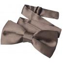 Großhandel Krawatten: Fliege Kinder Jungen Braun