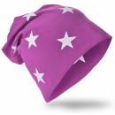 wholesale Fashion & Apparel: Kids Beanie SmallStars Orchid XL