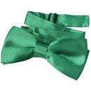 Großhandel Krawatten: Fliege Kinder Jungen Grün