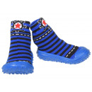 wholesale Shoes: Baby slippers ship rudder blue 20