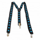 wholesale Belts: Long Suspenders Y  Shape Style Multicolored 11
