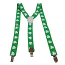 wholesale Fashion & Mode: Long suspenders Y  shape Style Stained 09