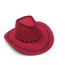 groothandel Speelgoed: Cowboyhoed Western hoed Red
