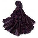 wholesale Scarves & Shawls:Stole XXL Dark Brown