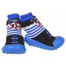 wholesale Shoes: Baby Slippers  Swimming Tire Blue 19