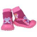 Großhandel Schuhe: Baby Hausschuhe Schuhe Lila 20