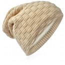 mayorista Ropa / Zapatos y Accesorios:Knit Beanie Beige