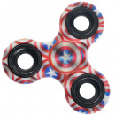 fidget hand  spinner Colorful shield