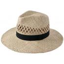 wholesale Costumes: Cowboy Straw Hat Black Grosgrain Ribbon