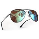 wholesale Sunglasses: Aviator sunglasses black blue