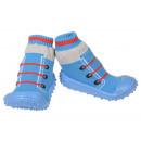 Baby Hausschuhe Schuhe Blau 22