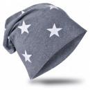 grossiste Vetement et accessoires: Enfants Bonnet petite étoile anthracite L