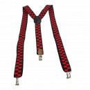 wholesale Fashion & Mode: Long suspenders Y  shape Style Stained 05