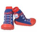 Großhandel Schuhe: Baby Hausschuhe Schuhe Dunkelblau 19