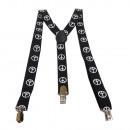 wholesale Belts: Long Suspenders Y  Shape Style Multicolored 07
