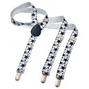 wholesale Belts: Long Suspenders Y  Shape Style Multicolored 34
