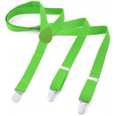 Großhandel Gürtel: Hosenträger Y Form XXL Neongrün