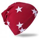 wholesale Fashion & Apparel: Kids Beanie Hat  Little Star Wine Red L
