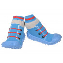 wholesale Shoes: Baby Slippers Shoes Blue 23