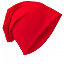 Beanie Mütze Unifarbe Rot