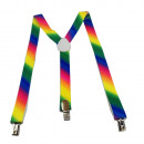 wholesale Fashion & Mode: Long suspenders Y  shape Style Stained 23