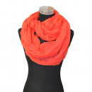 wholesale Fashion & Apparel:Crinkle Scarf Round Red