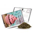 grossiste Cartes de vœux: Carte postale de  thé et aussi - Vous êtes doux à m