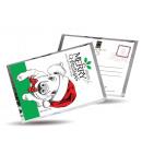 grossiste Cartes de vœux: Carte postale de thé et aussi - Noël
