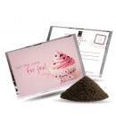 grossiste Cadeaux et papeterie: Carte postale de  thé et aussi - Sweet Little Surpr