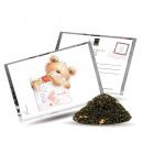grossiste Cartes de vœux: Carte postale de  thé et aussi - Je t'aime
