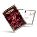 wholesale Gifts & Stationery: Postcard Tea and  also - When life gives you lemon
