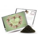 grossiste Cartes de vœux: Carte postale Thé  et aussi - Happy Birthday