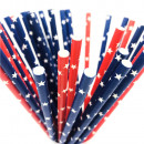 wholesale Home & Living:25 x paper straw STARS