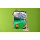 Großhandel Bilder & Rahmen:3D Wand - Green Lake