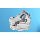 Großhandel Bilder & Rahmen: Aufkleber 3D - White horse