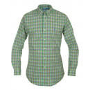RALPH LAUREN SHIRT GREEN MEN multicolour