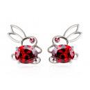 Earrings - jewelry - imitation jewelry - Swarovski