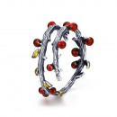 wholesale Jewelry & Watches: Punk style 925 silver ring